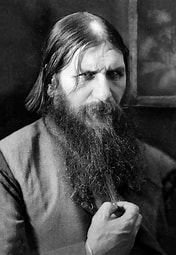 Image result for Images Rasputin. Size: 141 x 204. Source: www.themost10.com