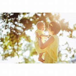 産後ママ写真イラスト に対する画像結果