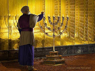 Image result for golden menorah in tabernacle