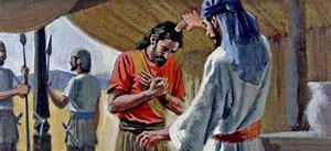 Image result for King Jereboam 's arm