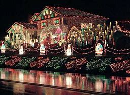 Image result for best exterior christmas lights displays