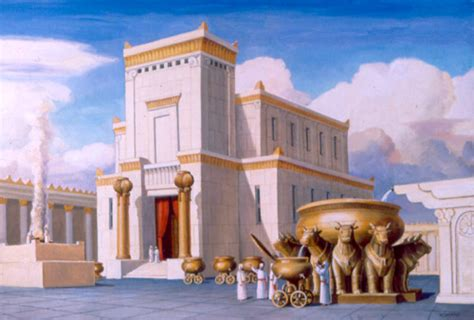 Image result for THE FIRST TEMPLE IN JERUSALEM
