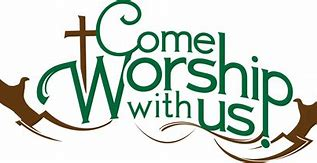 Image result for join our worship clip art