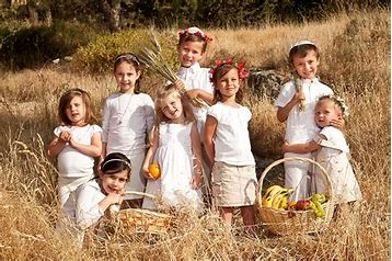 Image result for what was jewish pentecost festival for kids