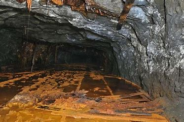 Image result for Pennsylvania Abandoned Coal Mines