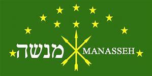 Image result for the tribal flag of Mannasheph