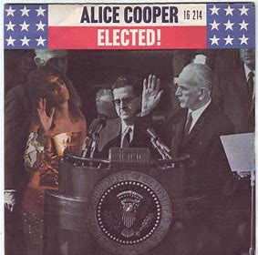 Image result for alice cooper i want to be elected images