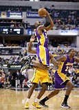 Image result for Lakers vs Indiana