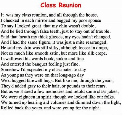 Image result for 50th reunion of Classmates