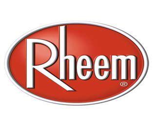 Resultado de imagen de logo de  Rheem
