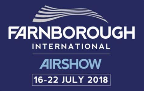 """Resultado de imagen de """"Farnborough Airshow 2018"""""""