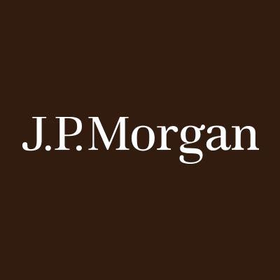 Resultado de imagen de logo de JP Morgan