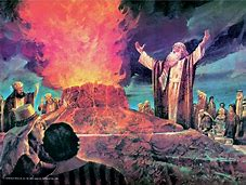 Image result for the prophet isaiah challenges israel about false gods