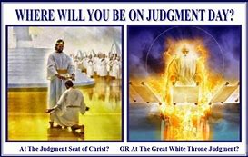 Image result for Judgment Throne of God