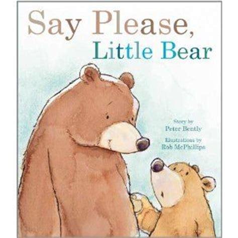 Image result for HANSAY PLEASE LITTLE BEAR book