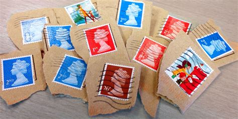Image result for used postage stamps
