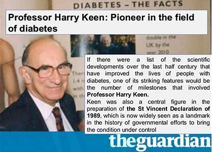 Image result for professor harry keen images