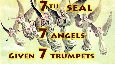 Image result for In the Book of Revelation The seven trumpets