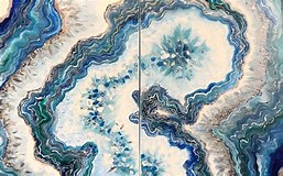 Image result for Pinot's Palette Dazzling Geode