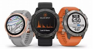 Image result for What is better Fenix 5 or Fenix 6?. Size: 302 x 160. Source: 5krunning.com
