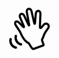 手を振るイラスト無料 に対する画像結果