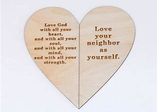 Image result for commandments on heart
