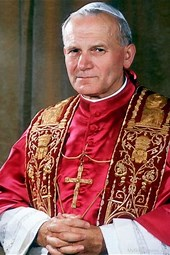 Image result for Image Pope Paul II