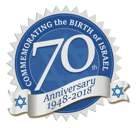 Image result for israel's 70th anniversary 2018