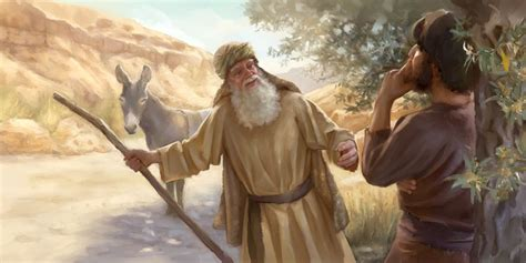Image result for the man of god is tricked and deceived by the old prophet in the bible