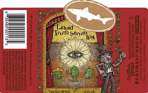 Image result for dogfish head liquid truth serum