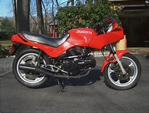 Image result for Cagiva Alazzurra 650. Size: 211 x 160. Source: onlymotorbikes.com