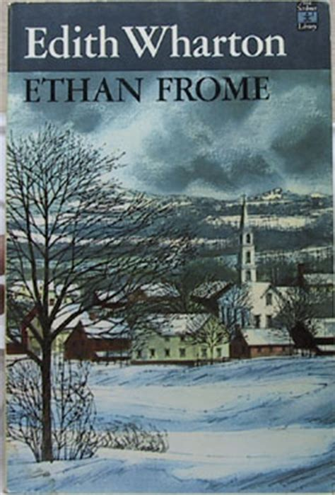 Image result for ETHAN FROME