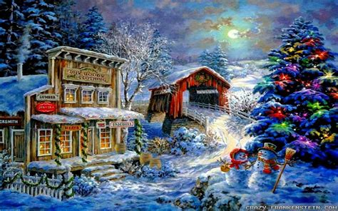 Image result for Christmas Scenes
