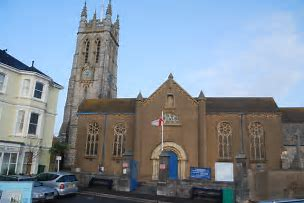 Image result for pictures of st michael the archangel teignmouth