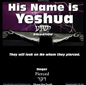 Image result for zechariah 12:10