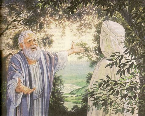 Image result for abraham pleads with God not to destroy sodom