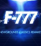 Image result for F-777 Newgrounds. Size: 144 x 160. Source: jessevalentinemusic.bandcamp.com
