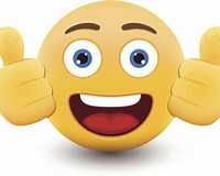Image result for Emoji for surprised and happy