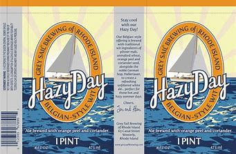 Image result for grey sail hazy day