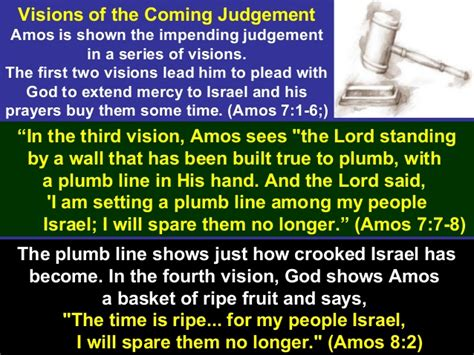 Image result for Amos and the plumb line