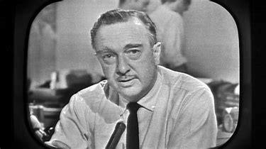 Image result for images of walter cronkite