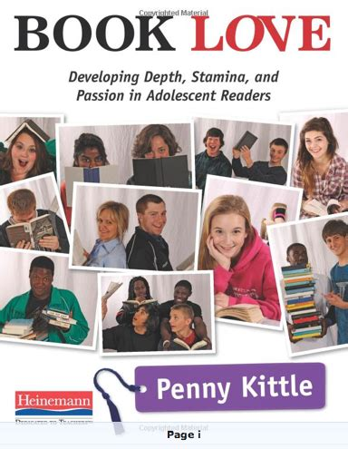 Image result for Book Love by Penny Kittle