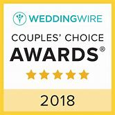 Image result for wedding wire 2018 badge