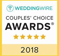 Image result for weddingwire couples choice awards 2018