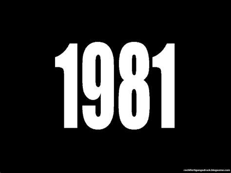 Image result for 1981 images