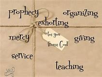 Image result for God gave us all spiritual gifts