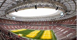 2018 Russia Luzhniki Stadium