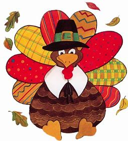 Image result for turkey clipart thanksgiving
