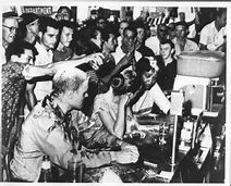 Image result for dr king and lunch counter protests