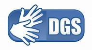 Bildergebnis für DGS Symbol. Größe: 190 x 103. Quelle: www.profamilia.de